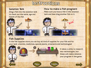 Fish tycoon official site by last day of work for Fish tycoon 2 breeding chart