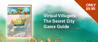 Virtual Villagers 3: The Secret City Game Guide